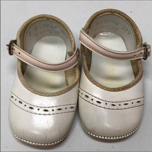 Vintage Mary Janes Baby Shoes